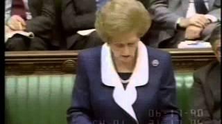 Margaret tThatcher On Her Visit To The Soviet Union