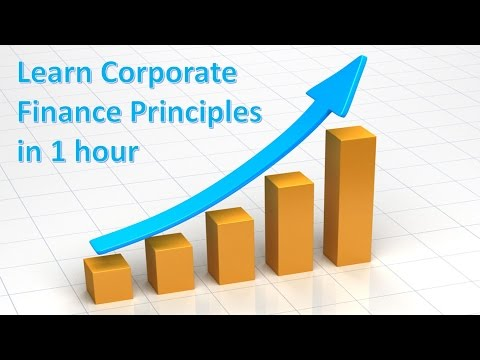 1 Learn Corporate Finance in 1 Hour: Introduction