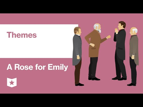 A Rose For Emily By William Faulkner | Themes