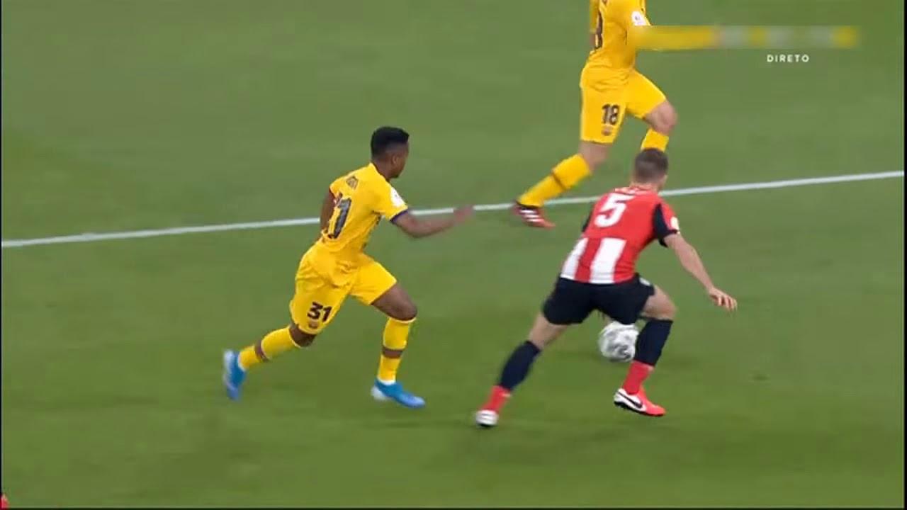 Athletic Club vs Barcelona 1 0 Highlights & Goals Resumen ...