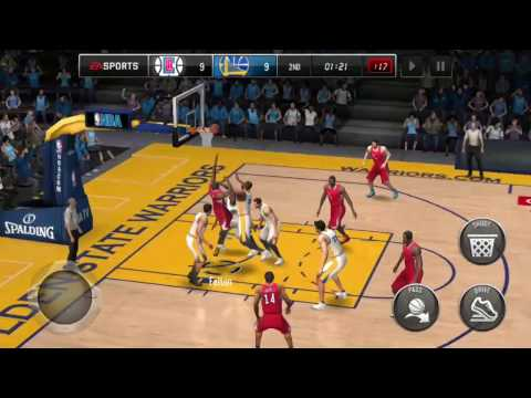 NBA Live Mixtape! Made It In CURRYS Face!!