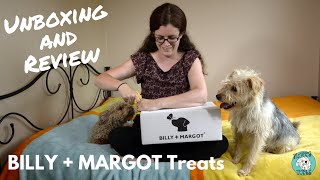 Billy + Margot Treats - Unboxing and Review - Fluffy Tufts