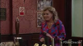 Corrie - Liz Pleading To Get Her Job Back Backfire as Liz Discover Sean Took Her Job (9th July 2018)