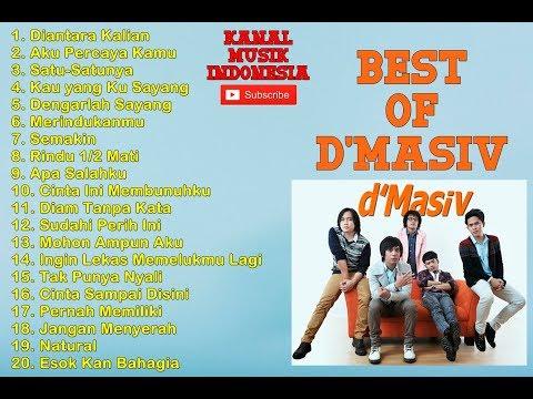 Kumpulan Lagu D'Masiv Terbaik Terpopuler - Kanal Musik Indonesia