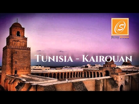 Tunisia - The Great Mosque of Kairouan and The Mausoleum of