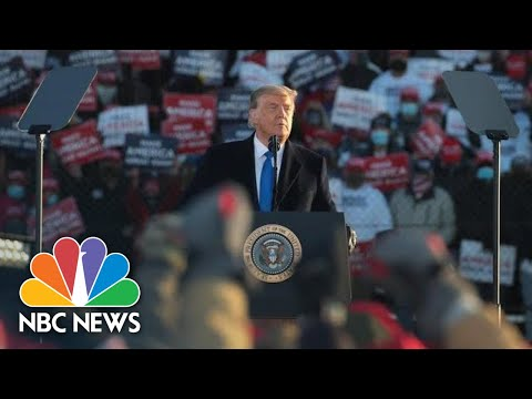 Live: Trump Holds Campaign Rally In Arizona | NBC News