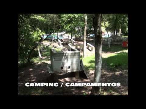 Ecoturismo en Paraguay Camping Balneario en Caaguazú Bosque Naturales Pesque y Pague Parque Itakaru