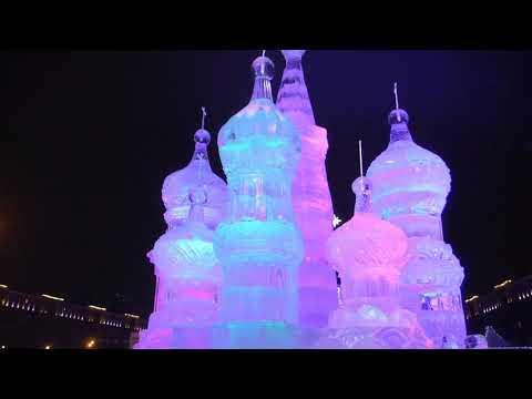 видео: Парк Победы_Ледовая Москва