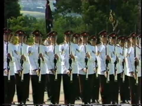 RMC Graduation Parade 1983