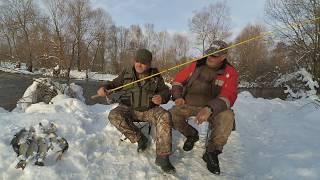 Kışın Tatlısularda şamandıralı sistemle balıkçılık üzerine sohbet