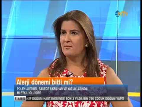 Göğüs Hastalıkları Uzmanı Prof. Dr. Ferah Ece - Polen Alerjisi
