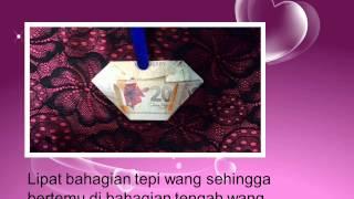 video Gubahan Wang Hantaran Mas Kahwin