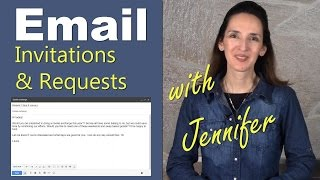 Email: Invitations and Requests - Improve Your English Writing Skills thumbnail