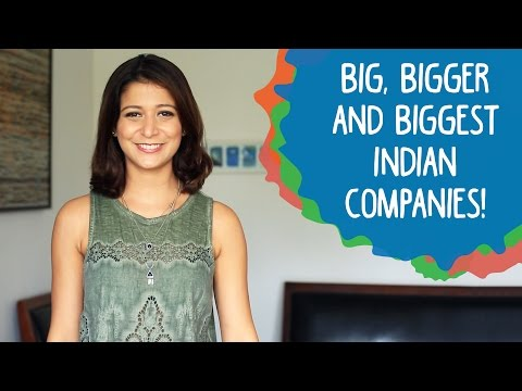 OMG how big are these Indian Companies | Whack