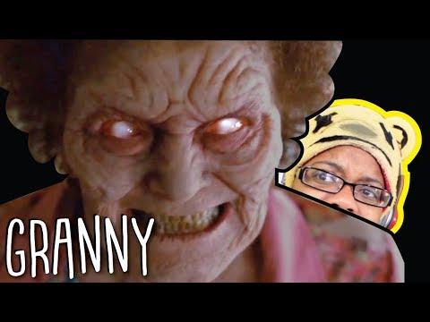 OH HECK NAH! | GRANNY HORROR GAMEPLAY