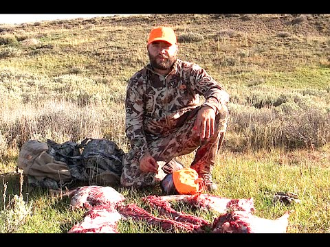 THE BEST TASTING GAME MEAT - PRONGHORN ANTELOPE