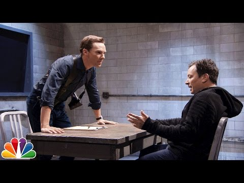 Thumbnail: Mad Lib Theater with Benedict Cumberbatch