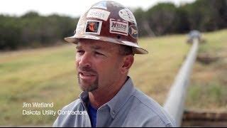 Dakota Utility Contractors Ditch Witch All Terrain Directional Drill Testimonial