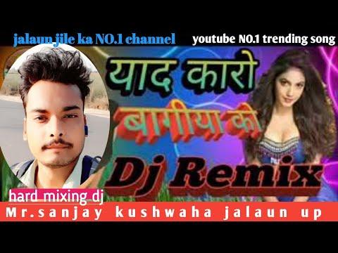 Yaad Karo Us Bagiya Ko  Bhojpuri Song  Dj Remix  याद कारो उस बागीया को