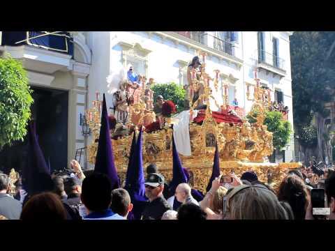 Semana Santa Sevilla 2014. Hermandad de La Estrella.