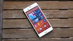 Review: Sony Xperia Z3 (Deutsch)   SwagTab