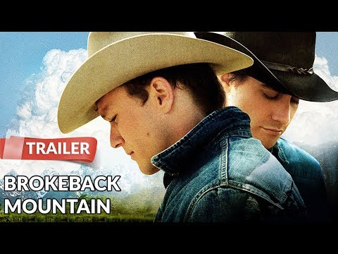 Brokeback Mountain trailers