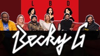 Music Monday! - Becky G - LBD - Group Reaction