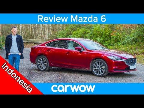 Review mendalam Mazda 6 2020 | Review carwow