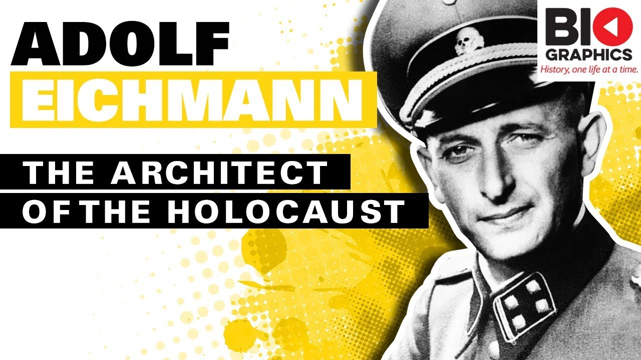 Adolf Eichmann: biography and crimes 47