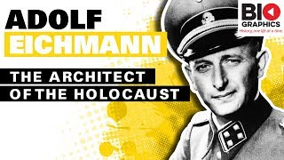 Adolf Eichmann Biography: The Architect of the Holocaust