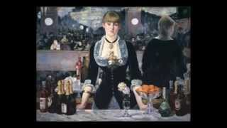 Édouard Manet, A Bar at the Folies-Bergère, 1882