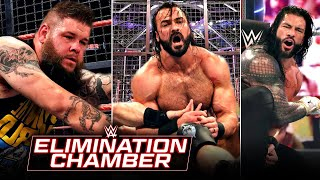 WWE Elimination Chamber 2021 WINNERS & Full Results, Elimination Chamber 2021 Highlights Results