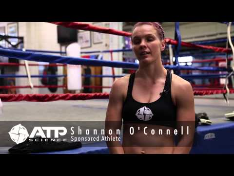 'Shotgun' Shannon O'Connell  Behind the Fighter