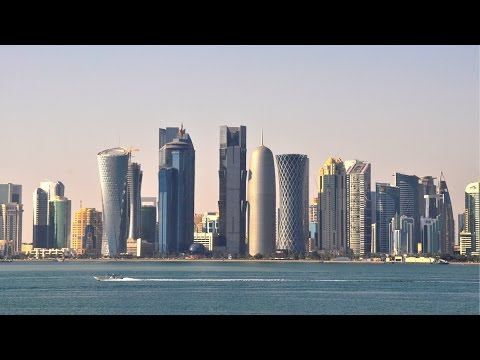 6. Doha --Top City Skylines--