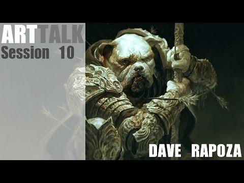 ArtTalk: Session 10 with Dave Rapoza