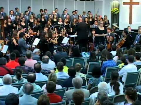 Azusa Pacific University Choir and Orchestra