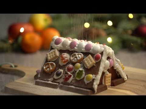 Gingerbread House (gluten Free)