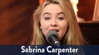 """Sabrina Carpenter Performs """"Thumbs"""""""