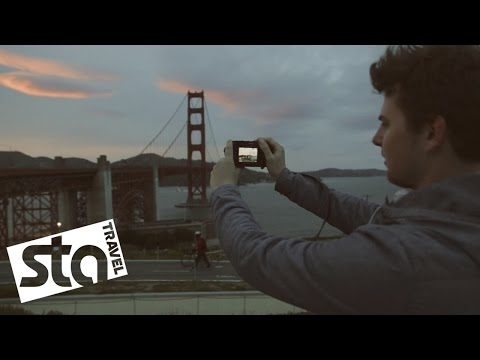 CALIFORNIA   Round the World (Episode 5)   STA Travel