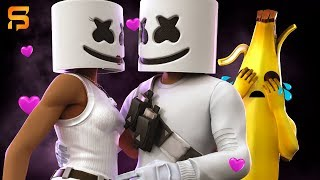 MARSHMELLO'S new GIRLFRIEND makes him HAPPIER....