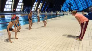 Лечебная вода: в Татарстане учат плавать ребят, страдающих ДЦП (часть 2)