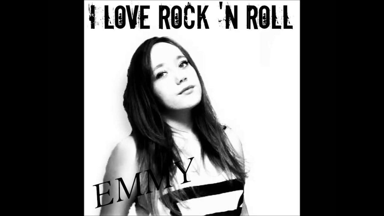 emmy i love rock 39 n roll cover youtube. Black Bedroom Furniture Sets. Home Design Ideas