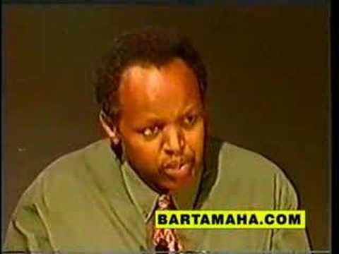 The Greatest Somali Poets In 10 Minutes.