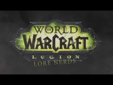 World of Warcraft Lore Nerds: Crazy Legion Whispers