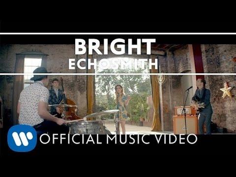 Echosmith - Bright:歌詞+中文翻譯