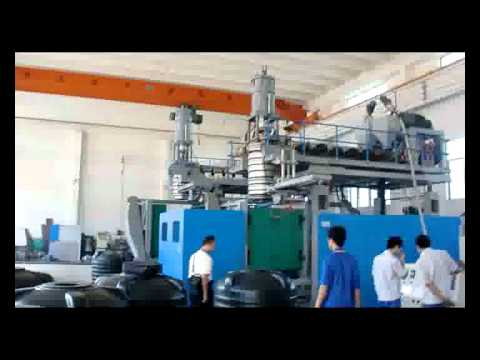 200L-2000L Hdpe/pp/pe Plastic Drum And Barrel Blowing Molding Machine(making Machine)
