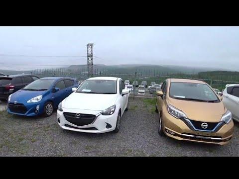 Авто из Японии, Цены Авторынок Зеленый угол, Запрет Правый руль 1 июля? Дром ру авто Владивосток