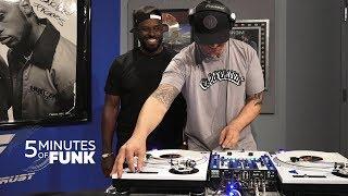 DJ RIZ | #5MinutesOfFunk013 | #TurnTableTuesday97
