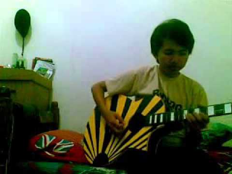 Rhoma irama - Adu Domba (Guitar Cover By Akbar Ariesma)