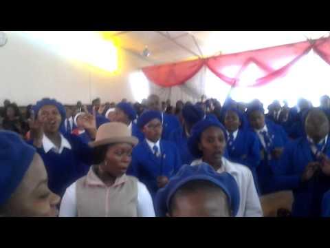 Vaal Region WG - Ha le Mpotsa tshepo ea ka (195 Sotho)